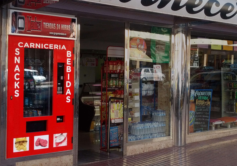 máquinas vending sectorial