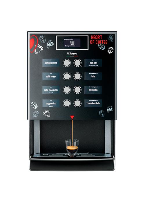 máquinas vending saeco